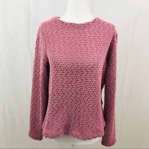 Christopher & Banks Sweater, Size Small, Pink